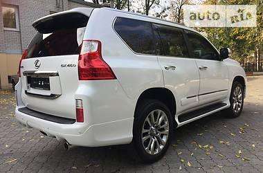 Lexus GX WHITE PEARL 2013