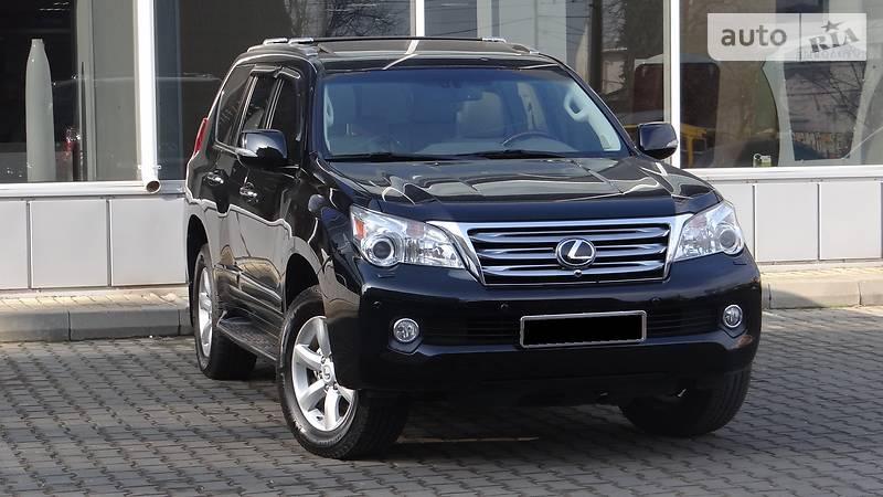 Lexus GX 2011 року