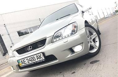 Lexus IS 200 2.0 R6 АКПП 2003