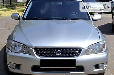 Lexus IS 200 2.0 АКПП 2001