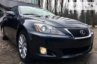 Lexus IS 250 awd luxury+ 2010