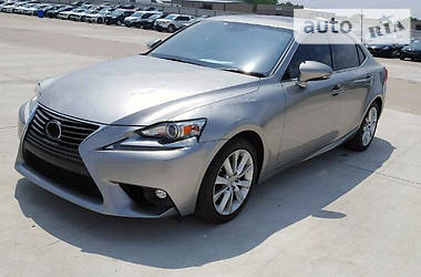 Lexus IS 250 IS 250 2015