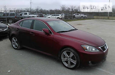 Lexus IS 250 2.5 2012