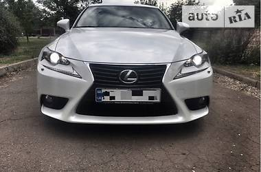 Lexus IS 250 Executive + 2014