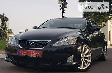 Lexus IS 250   EXLUSIVE 2009