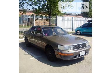 Lexus LS 400 EU 1992