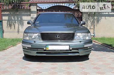 Lexus LS 400  1995