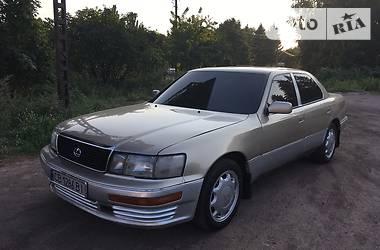 Lexus LS 400  1992
