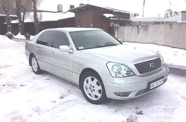 Lexus LS 430 2000