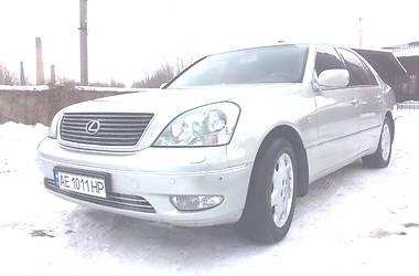 Lexus LS 430 President 2000