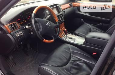 Lexus LS 430 PRESIDENT 2001
