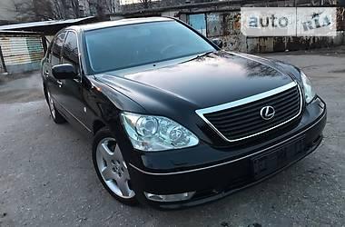 Lexus LS 430 president 2004