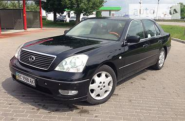 Lexus LS 430 President 2002