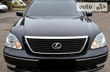 Lexus LS 430 4.3  2004