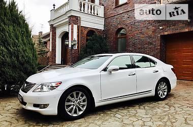 Lexus LS 460 4wd 2011