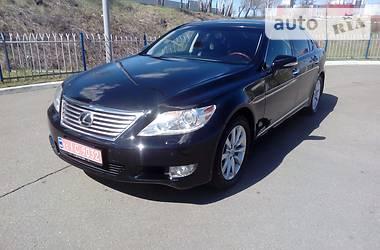 Lexus LS 460 OTTAMAN LONG 2010