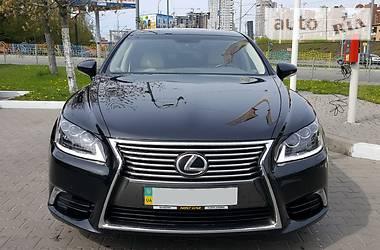 Lexus LS 460 L AWD 2013