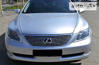 Lexus LS 460 L 2009