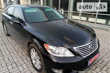 Lexus LS 460 AWD LONG 2011