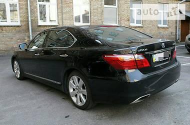 Lexus LS 600 ataman 2012