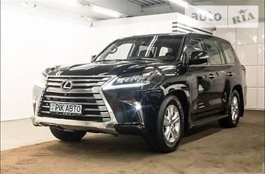 Lexus LX 450 Executive 2015