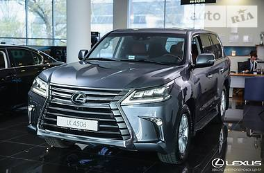 Lexus LX 450  2016