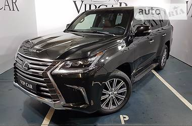 Lexus LX 450  Full 2016