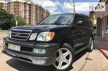Lexus LX 470 LX470 2003