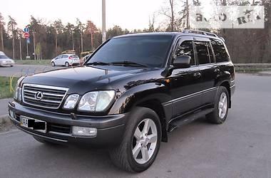 Lexus LX 470  FULL 2005