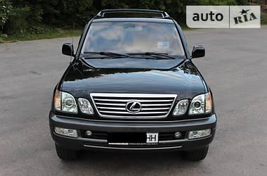 Lexus LX 470  PREZIDENT 2006