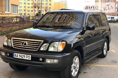 Lexus LX 470  2006