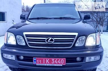 Lexus LX 470 Full 2004