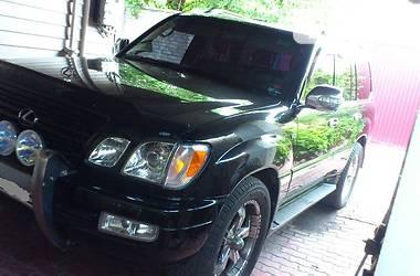 Lexus LX 470  1998