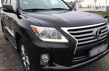 Lexus LX 570  2013