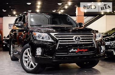 Lexus LX 570 Full 2013