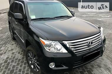 Lexus LX 570 MAXIMAL 2011
