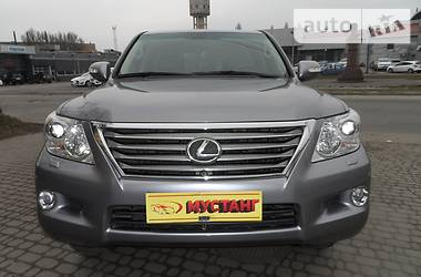 Lexus LX 570  2009