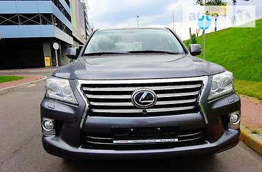 Lexus LX 570 DISTRONIK 2014