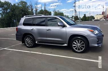 Lexus LX 570 LUXURY SPORT 2011
