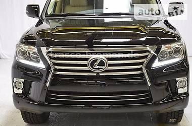 Lexus LX 570 Бронированный В6 2018