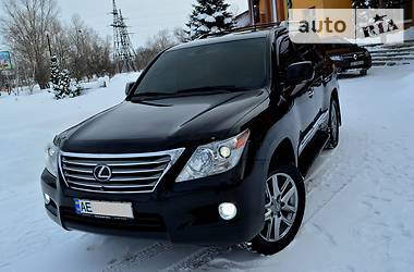 Lexus LX 570 Ultra Luxury  2011