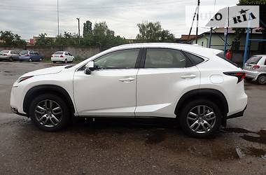 Lexus NX 200  Executive 2016