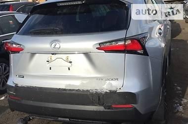 Lexus NX 200 T AWD 2016