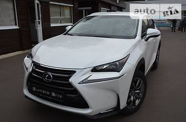 Lexus NX 300 H EXECUTIVE 2015