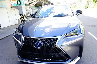 Lexus NX 300 F-SPORT 2016