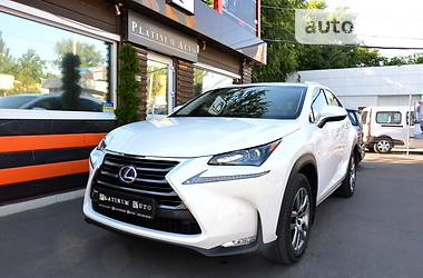 Lexus NX 300 EXECUTIVE 2015