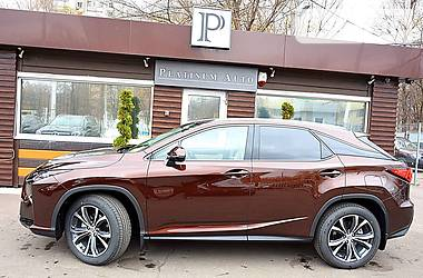 Lexus RX 200 T EXECUTIVE 2016