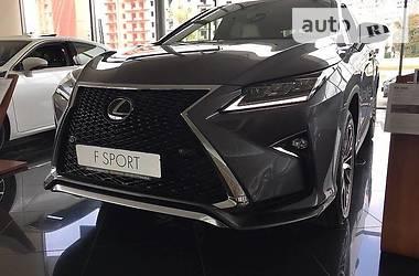 Lexus RX 200  RX 200 T F-SPORT  2016