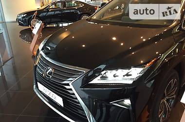 Lexus RX 200  2016