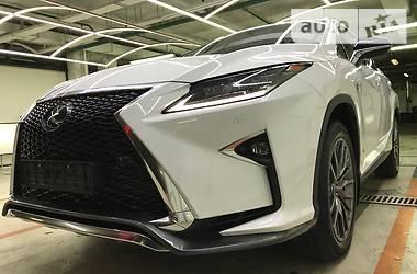 Lexus RX 200 F-SPORT 2017